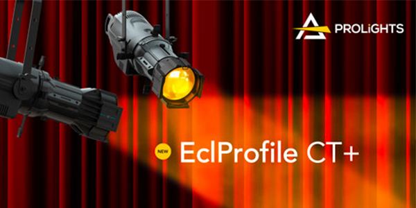 Новинка от PROLIGHTS - EclProfile CT+